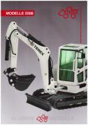 NZG - Modell Katalog 2008
