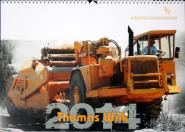 Classic-Calender Construction machines 2014  (DIN A3)