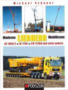Buch: Moderne LIEBHERR Mobilkrane
