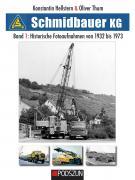 Buch: Schmidbauer KG Band 1 (1932 - 1973)