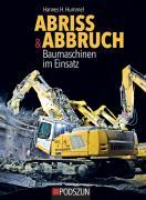 Buch: Abriss & Abbruch Baumaschinen im Einsatz