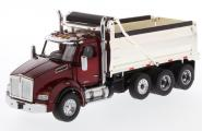KENWORTH 3axle Tipper T880 SBFA, red
