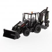 CAT Backhoe Loader 420F2, black