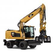 CAT Wheeled Excavator M318F