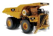 CAT Muldenkipper 795F AC