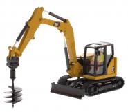 CAT Mini Hydraulic Excavator 308 - Next Generation (with 4 Tools)