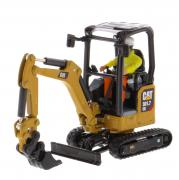 CAT Mini Hydrauic Excavator 301.7 CR - Next Generation (with 4 Tools)
