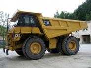 CAT Off-Highway Truck 775E