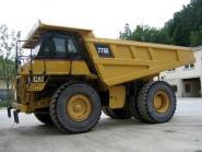 CAT Off -Highway Truck 775E