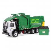"MACK TerraPro with HEIL Half/Pack Freedom End Loader with CNG Tailgate including Bin ""Waste Management"""