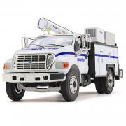 "FORD F-650 with Maitainer Service Body ""Komatsu"""