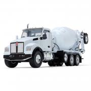 KENWORTH T880S with McNEILUS Bridgemaster Mixer, white
