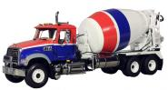 MACK Granite 3axle Mixer