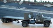 FORD F800 Tieflader ''US Army''