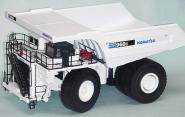 KOMATSU Muldenkipper 960E, weiß