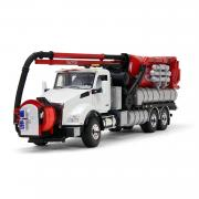 KENWORTH T880 mit VACTOR 2100 Plus PD Combination sewer Cleaner