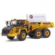 KOMATSU HM4400-S Articulated Dump Truck Business Crad Holder