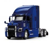 MACK Anthem with Sleeper Cab, cobalt blue