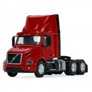 VOLVO VNR300 Day cab Single Truck, red