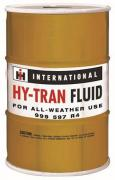 "Drum Coin Bank: 55-Gallon Drum ""IH Hy-Tran Fluid"""