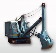 KRUPP DOLBERG Cable Crane D200 with white cap, blue
