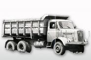HENSCHEL 3achs Muldenkipper HS22 HAK, grau