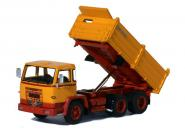 BÜSSING BS26K 3axle 3-Side-Dumper, orange