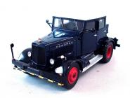 HANOMAG SS100 Solo Truck, blue
