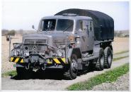 MAGIRUS Uranus 6x6 Schwerlastzugmaschine, schweizer Militär