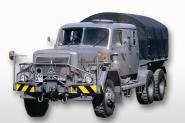 MAGIRUS Uranus 6x6 Schwerlastzugmaschine, belgisches Militär