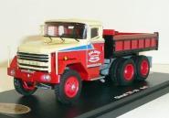 "GINAF TF 10 3axle 3side Dump Truck ""Snijder Siddeburen"""