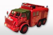 "DAF YA-126 Fire Departement Truck ""Brandweer"""