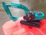 KOBELCO Excavator SK210LC-10, green