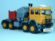 MAN 4achs Schwerlastzugmaschine F8 48.700