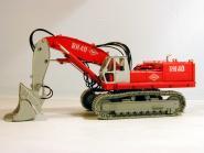 O&K Bagger RH40 mit Hochlöffel