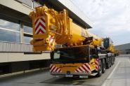 """LIEBHERR 6axle Mobile crane LTM 1350-6.1 """"Schmidbauer"""""""
