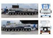 """LIEBHERR  8achs Autokran LTM1500-8.1 """"Bok Seng"""""""