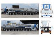 "LIEBHERR 8axle Mobile Crane LMT 1500-8.1 ""Bok Seng"""