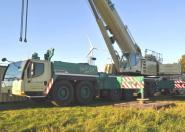 "LIEBHERR 6axle Mobile Crane LTM1350-6.1 ""HN Krane"""
