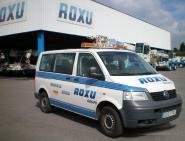 """VW Transporter """"ROXU"""""""