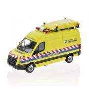 "VW Crafter BF3 Sicherheitsfahrzeug ""Greek motoways Olypia Oddos"""