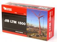 """LIEBHERR Wippspitze für LTM1500 """"Mammoet"""""""