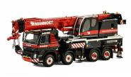"VOLVO FMX 4axle with LIEBHERR Crane LTF1060-4.1 ""Mammoet"""