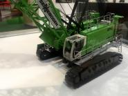 SENNEBOGEN Crawler Crane 6140E with Dragline Bucket