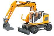 LIEBHERR Wheeled Excavator A918 Compact