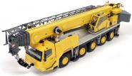 GROVE 5achs mobile crane GMK5165-2, yellow