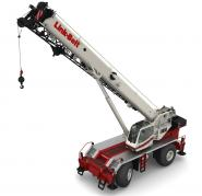 LINK BELT 2axle Rough Terrain Crane RTC8080