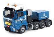 "MAN TGX XXL 8x4 with ballastbox ""Sarens"""