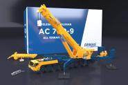 DEMAG 9axle Mobile crane AC700-9 (Standard Version)