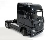 "MB Actros MP4 Solotruck Gigaspace 4x2 ""Metallic Black Edition"""